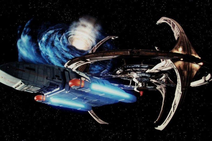 1 Star Trek: Deep Space Nine - Crossroads of Time HD Wallpapers |  Backgrounds - Wallpaper Abyss