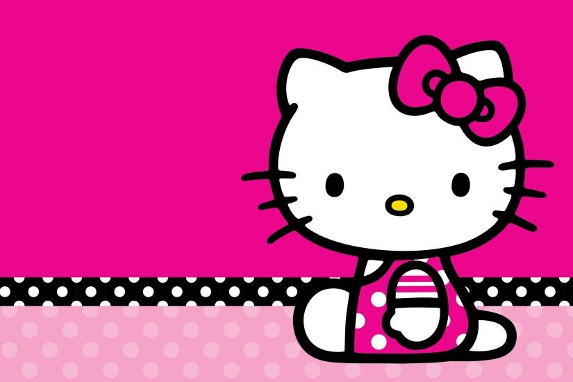 Hello Kitty Purple Wallpaper As Wallpaper HD