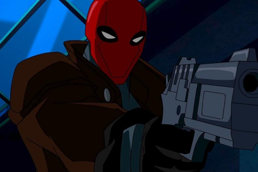 Batman Under The Red Hood Jason Todd Wallpaper