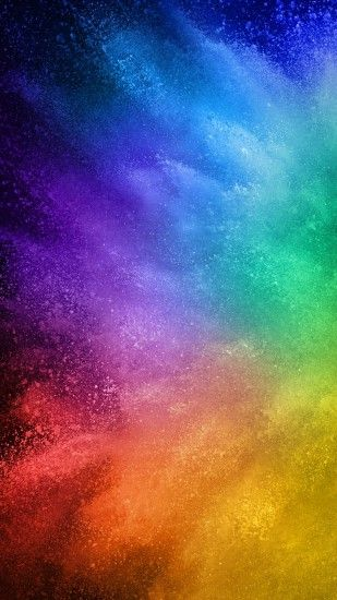 Iphone Backrounds, Mobile Wallpaper, Wallpaper Backgrounds, Wallpaper Art,  Phone 7, Cell Phone Wallpapers, Rainbow Colors, Neon Colors, View Source