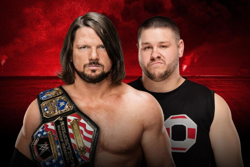 WWE Battleground Preview: AJ Styles vs Kevin Owens - Last Word on Pro  Wrestling
