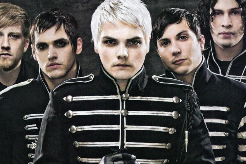My Chemical Romance Wallpapers HD.