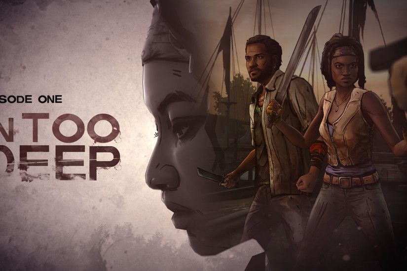 11 The Walking Dead: Michonne HD Wallpapers | Backgrounds - Wallpaper Abyss