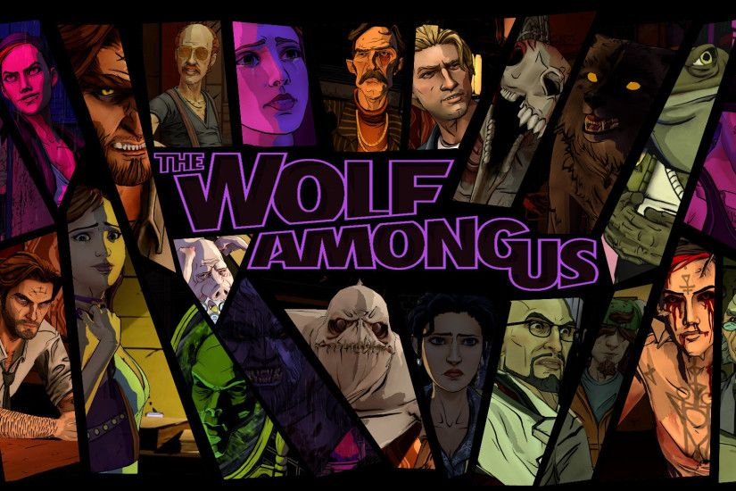 The Wolf Among Us Images Wolf Among Us Characters Wallpaper HD .