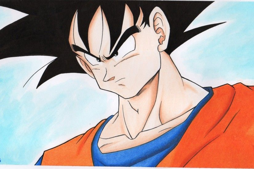 View Fullsize Son Goku (DRAGON BALL) Image