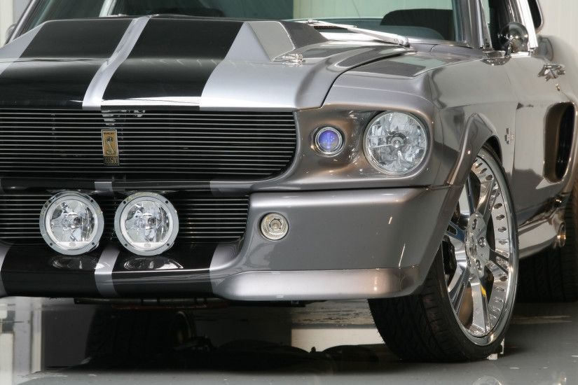 2009 Wheelsandmore Mustang Shelby GT500 Eleanor - Front Section - 1920x1440  - Wallpaper