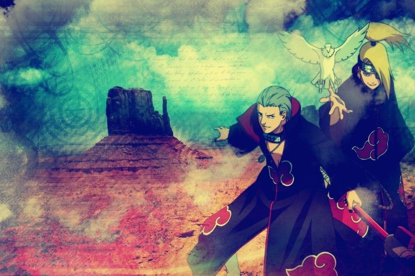 Wonderful Deidara Wallpaper.