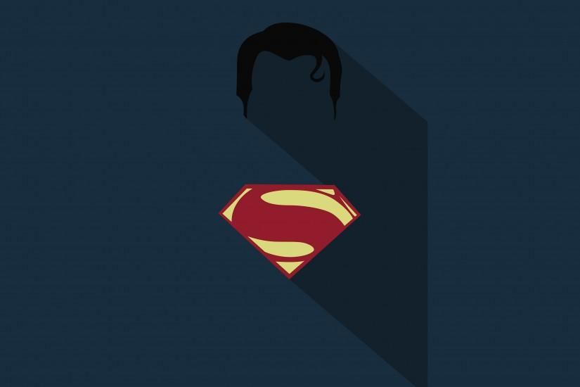 Superman Superman Logo · HD Wallpaper | Background ID:819350