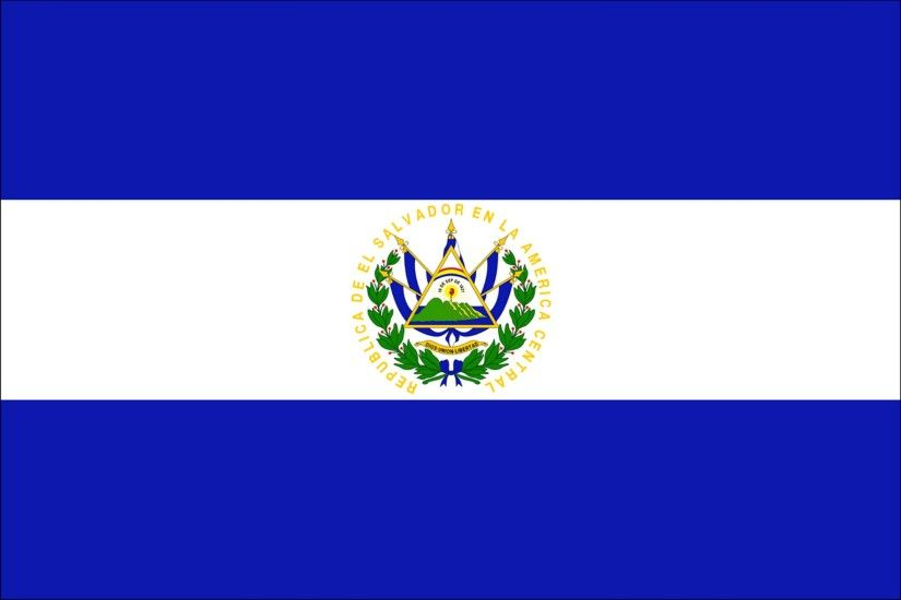 High Resolution El Salvador Flag Wallpapers, Tsholofelo Craddy