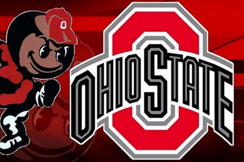 Brutus Buckey Re3d Block O Ohio State Football.