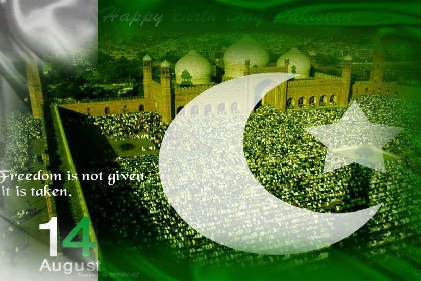Independence Day of Pakistan 2014 - HD Wallpapers OnlyHD .