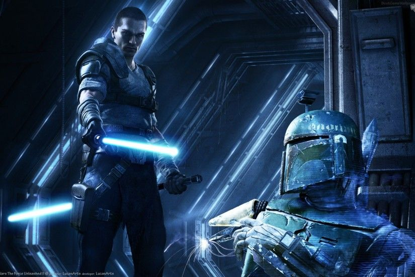 1920x1200 Star Wars: Force Unleashed 2