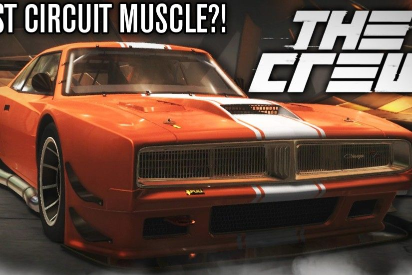 The Crew BEST CIRCUIT MUSCLE CAR 1969 Dodge Charger R