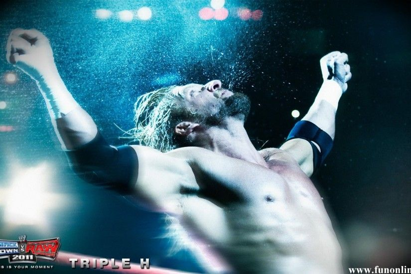 Free Top Wwe Triple H Wallpaper