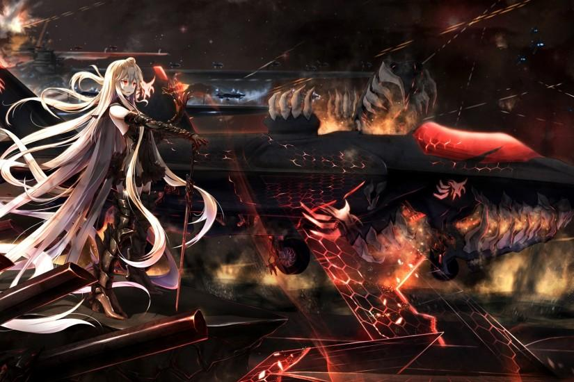 ... 1329 Kantai Collection HD Wallpapers | Backgrounds - Wallpaper Abyss ...