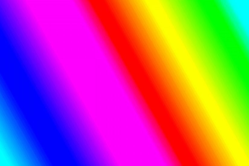Multi Color Rainbow Background