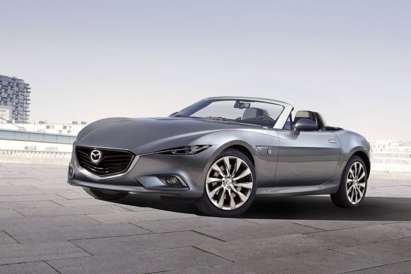 2016 Mazda MX-5 Miata Desktop Pics Wallpapers