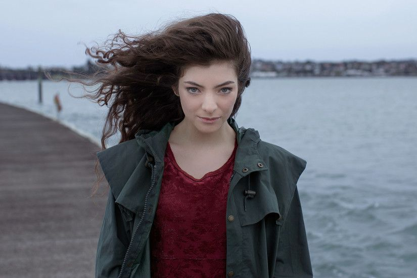 Lorde HD Wallpaper