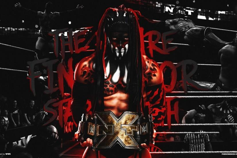 Wallpapers, WWE and Finn balor on Pinterest