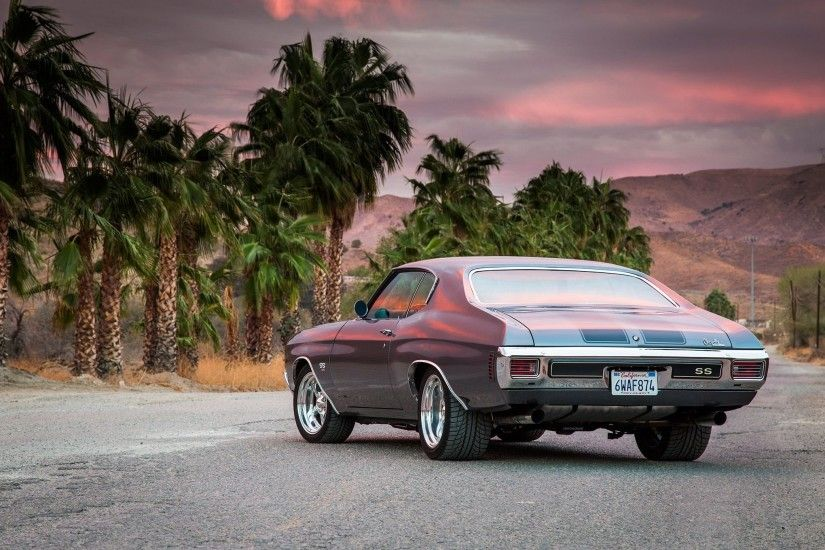 2048x1360 1970 Chevrolet Chevelle Big Block Powered Muscle ProTouring Super  Street Rodder USA 2048x1360-03