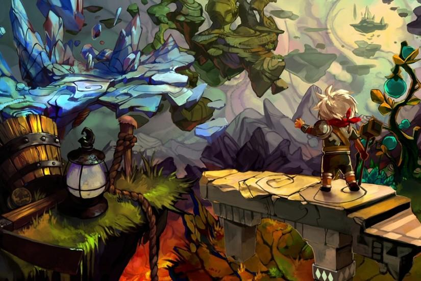 free bastion wallpaper 1920x1080 pictures