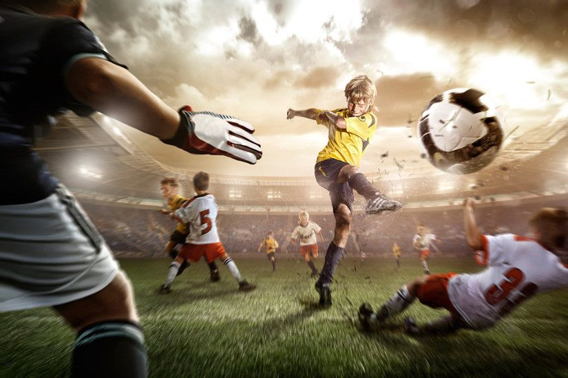 Cool Soccer Wallpaper Download Free.