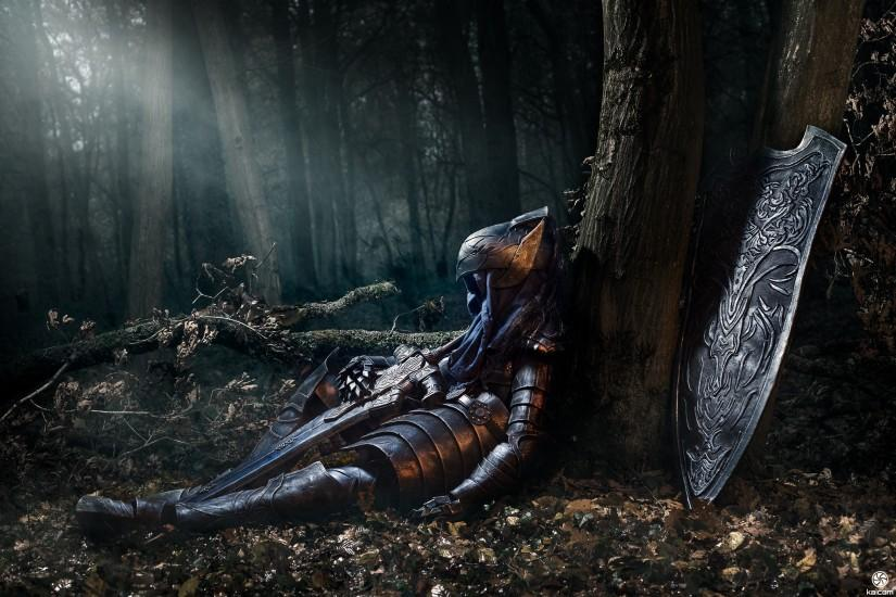ae-rie 2,962 101 Knight Artorias - Dark Souls by kaihansen3004