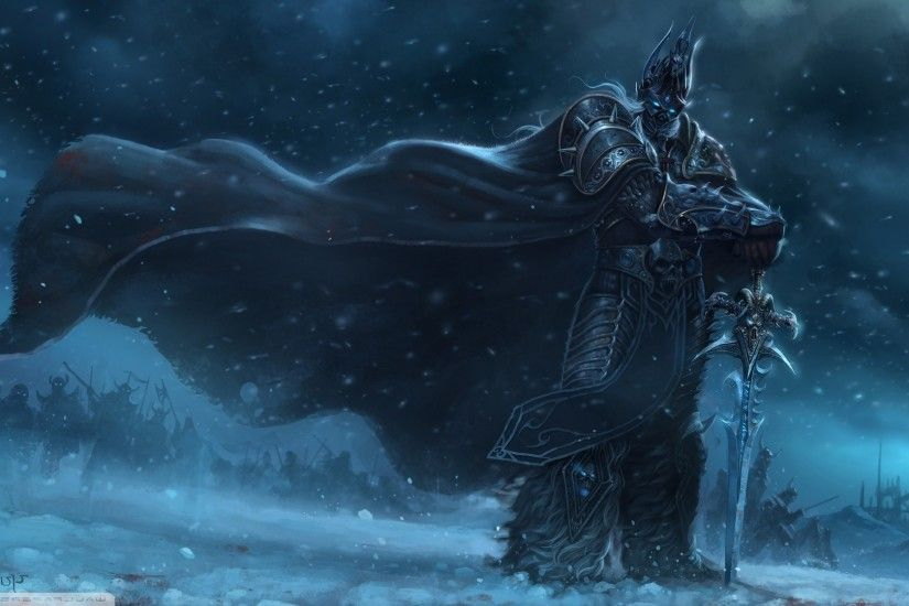 World Of Warcraft, Arthas Wallpapers HD / Desktop and Mobile Backgrounds
