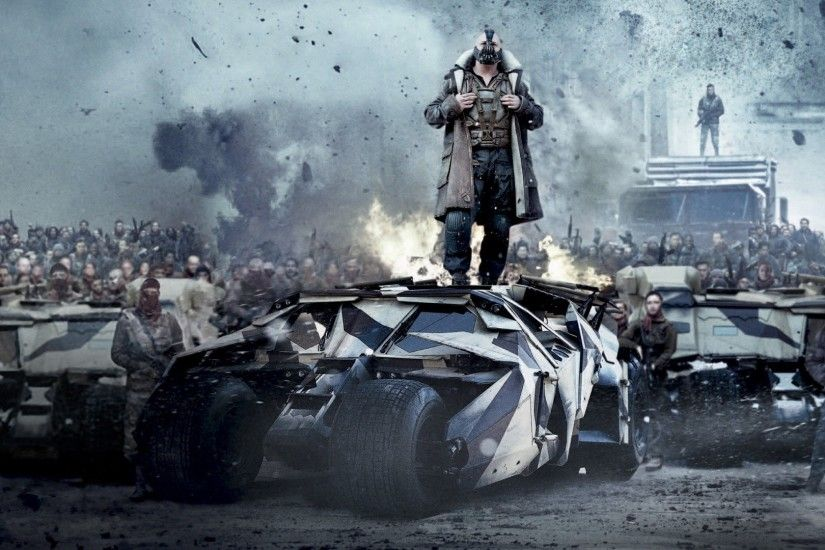 Bane - The Dark Knight Rises HD Wallpaper 1920x1080