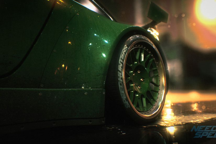 Video Game - Need for Speed (2015) Wallpaper