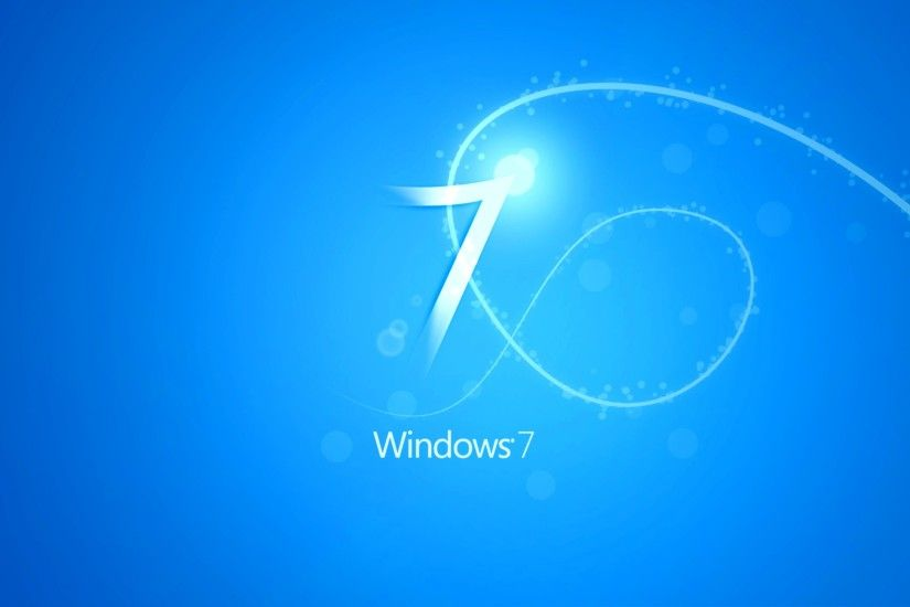 Windows 7 Computer Background wallpaper thumb