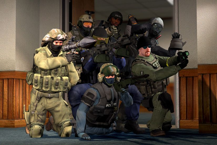 Counter-terrorist breaching by LoneFox117 Counter-terrorist breaching by  LoneFox117