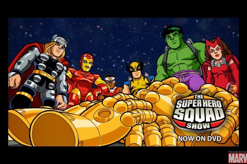 Super Hero Squad: Infinity Gauntlet Wallpaper #2