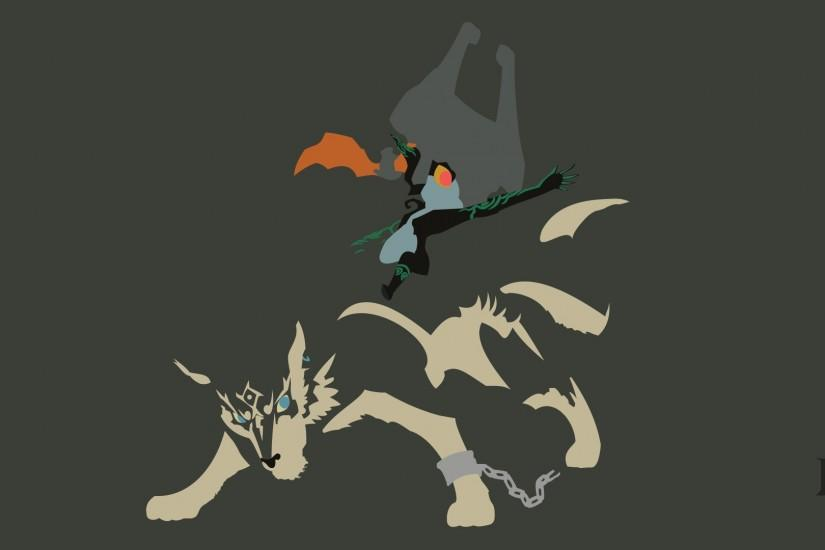 zelda, legend, midna, wolf, wallpaper, princess, disastermastr, art .