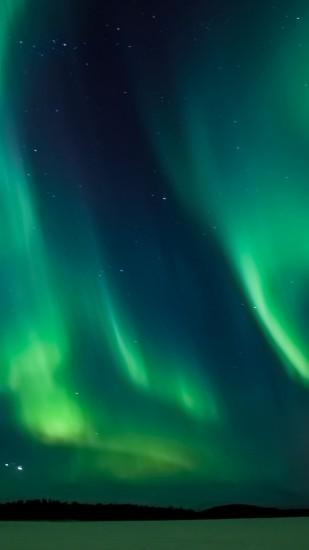 vertical aurora borealis wallpaper 1080x1920 for iphone