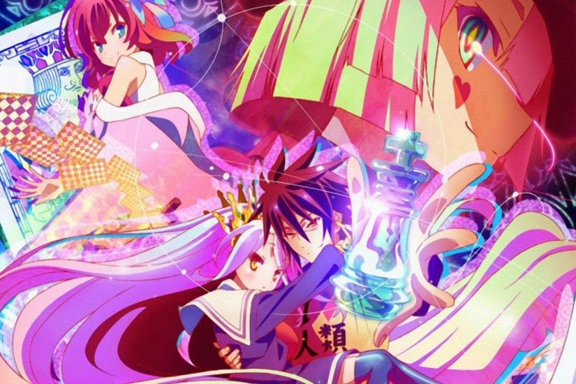 No Game No Life Shiro Sora · HD Wallpaper | Background ID:567634