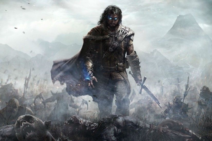 Shadow Of Mordor Wallpaper: Middle Earth Shadow Of Mordor Wallpapers ·① WallpaperTag