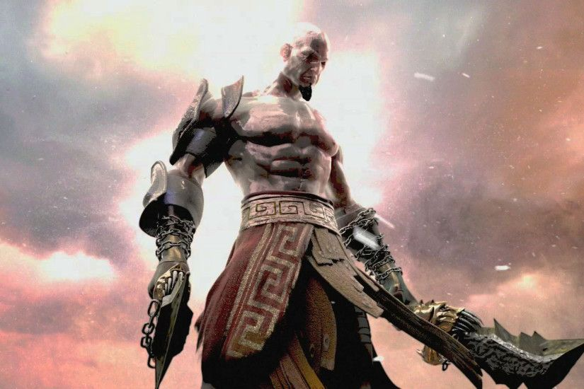 Games of War God Kratos Kratos god of war HD Wallpapers, Desktop 1920x1080