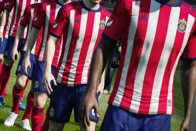 Download FIFA 15 screenshots / wallpapers: Chicago, Chivas USA, ...