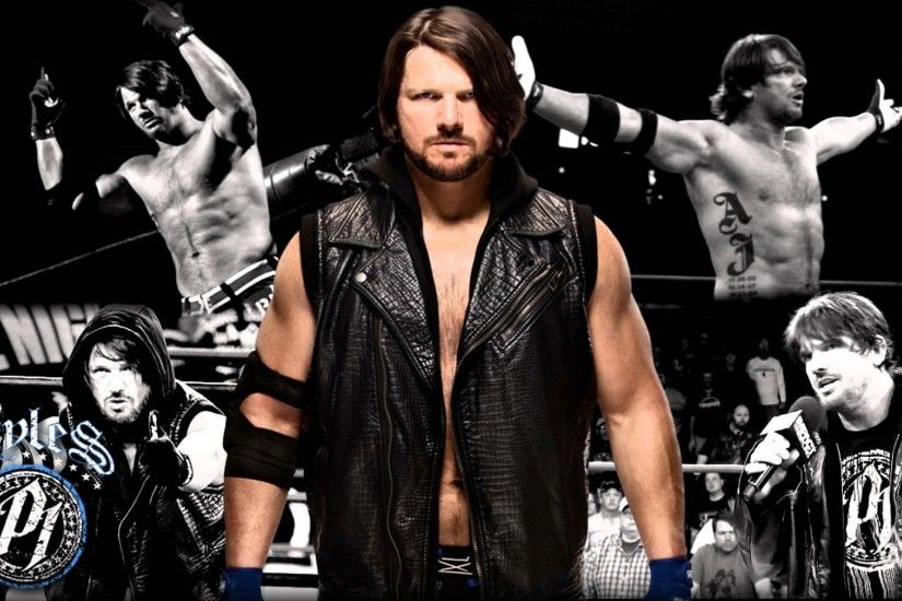 WWE AJ Styles Wallpapers HD Pictures
