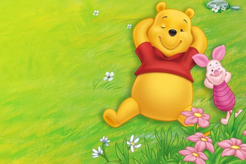 Winnie The Pooh And Piglet Wallpaper 695751 ...