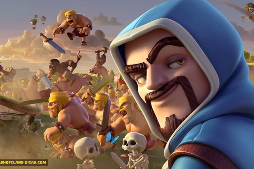 clash of clans wallpaper 1920x1080 download