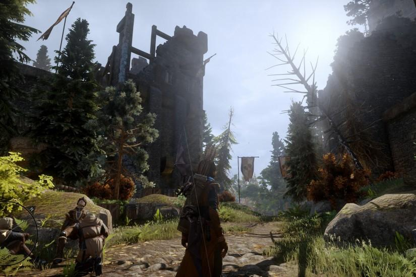 Dragon Age: Inquisition PC Gameplay 2560x1440p Full Ultra