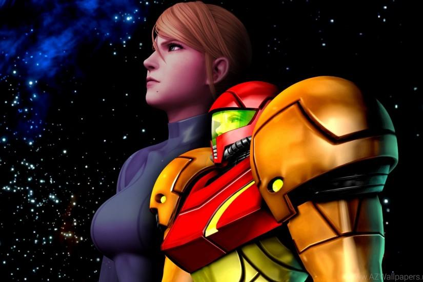Samus Aran Metroid Wallpapers