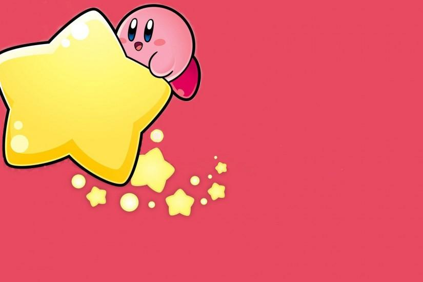 download free kirby wallpaper 1920x1080 720p