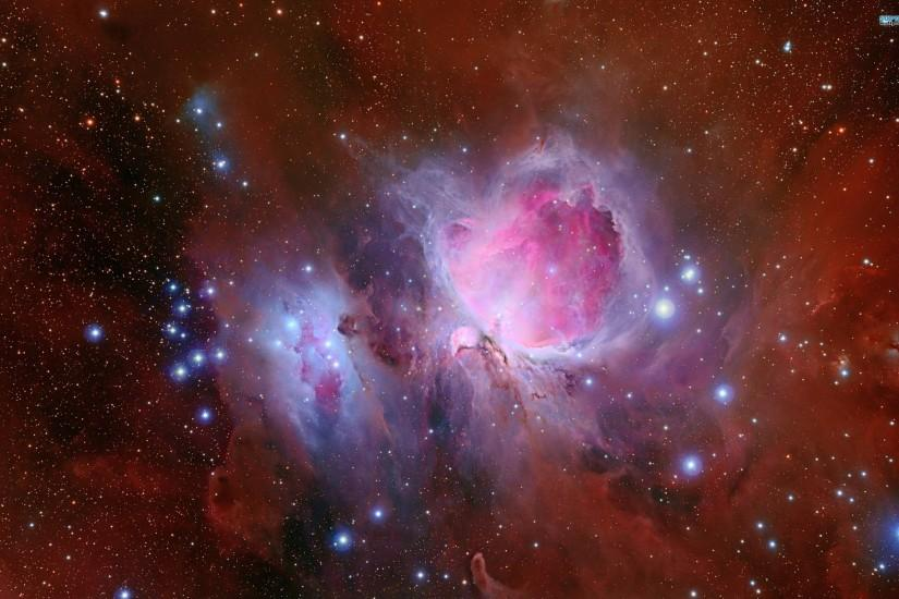 Orion Nebula wallpaper - Space wallpapers - #