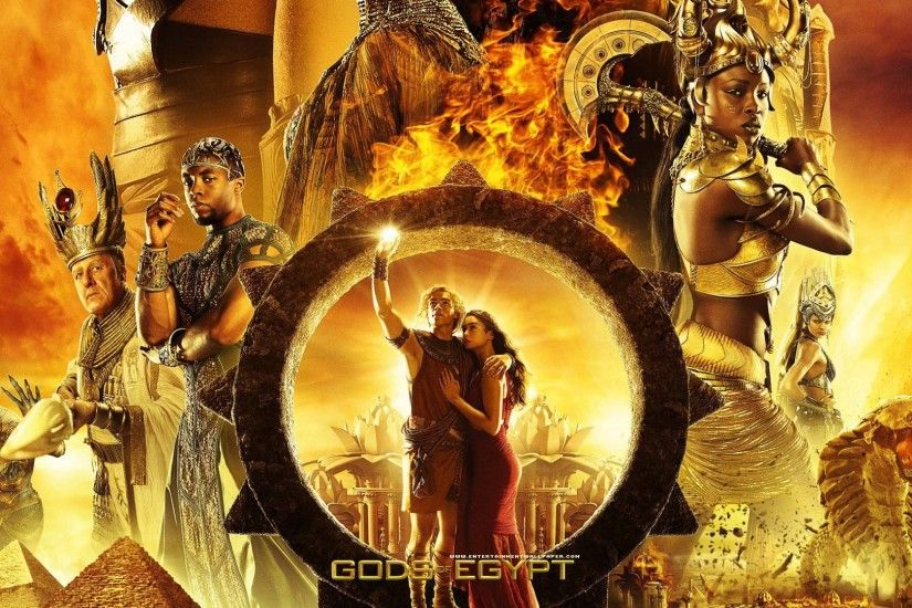Gods of Egypt Wallpaper - Original size, download now.