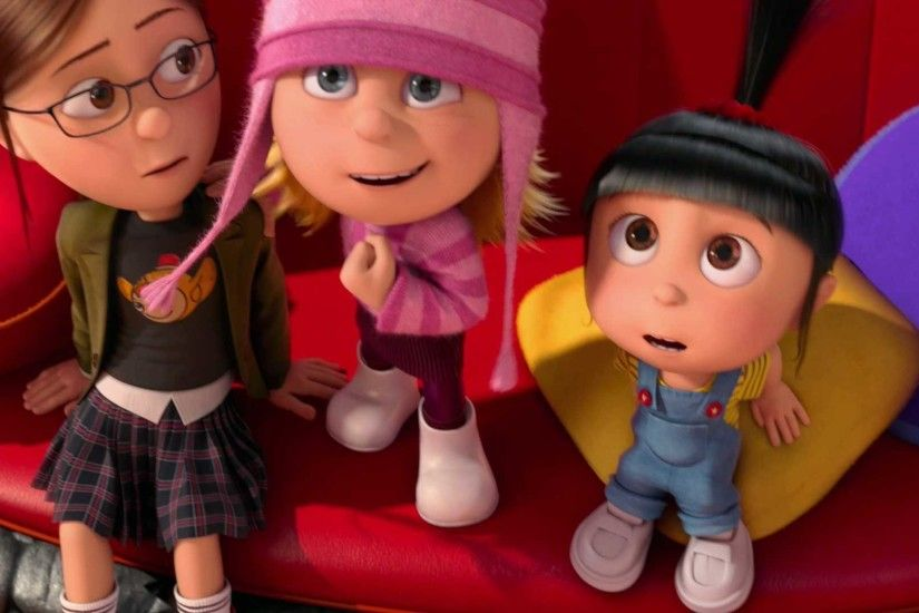 Exciting New Despicable Me 2 HD Movie Wallpapers