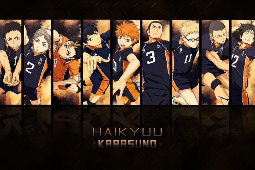 haikyuu wallpaper 1920x1080 for meizu
