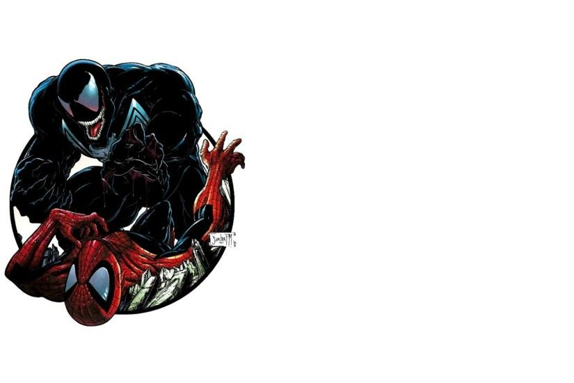 comics, Spider Man, Venom Wallpapers HD / Desktop and Mobile Backgrounds